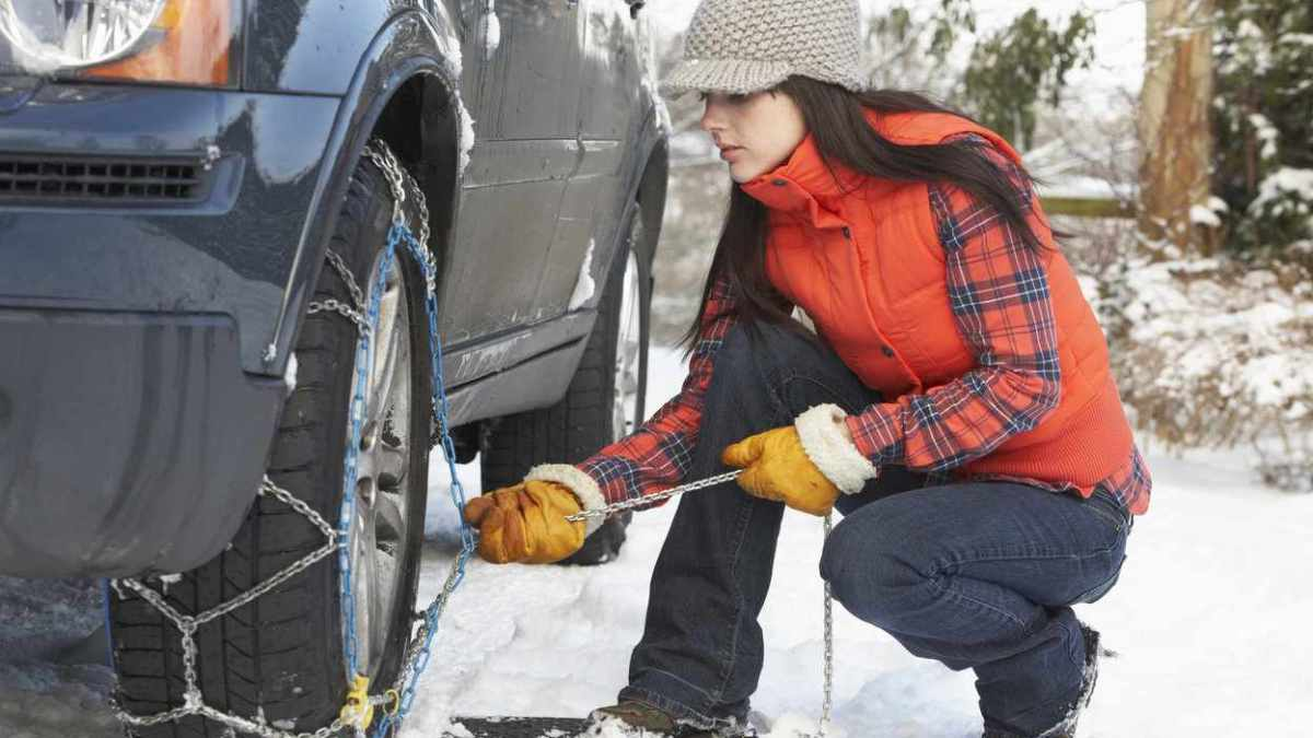 Top & Best Tire Chains for your Car, Light Truck & SUVs