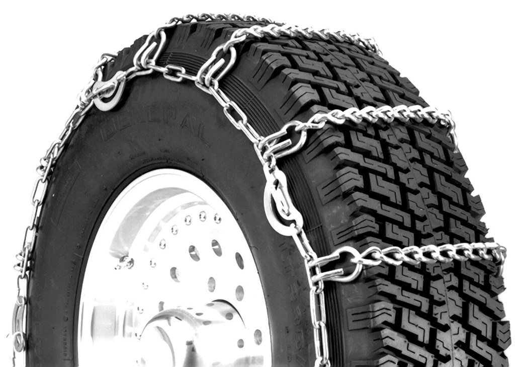 Quik Grip Light Truck Tire Traction Chain by Security Chain Company