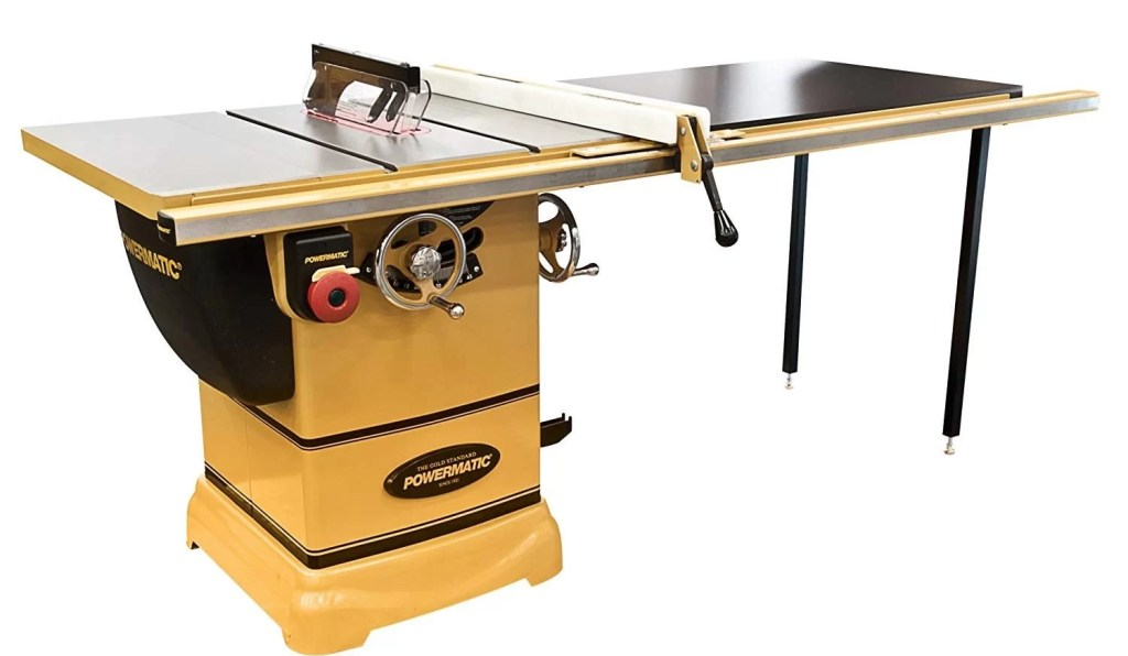 Powermatic PM1000 1791001K Table Saw