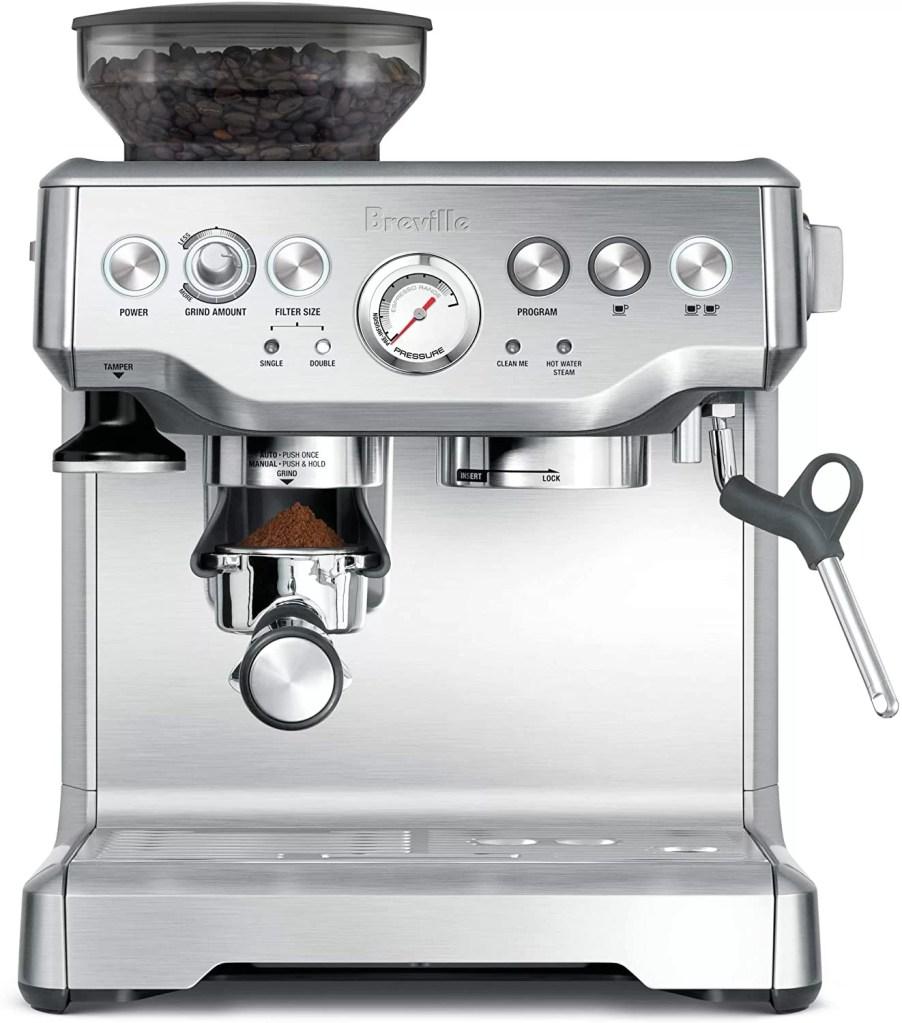 Breville Barista Express Espresso Machine (BES870XL)