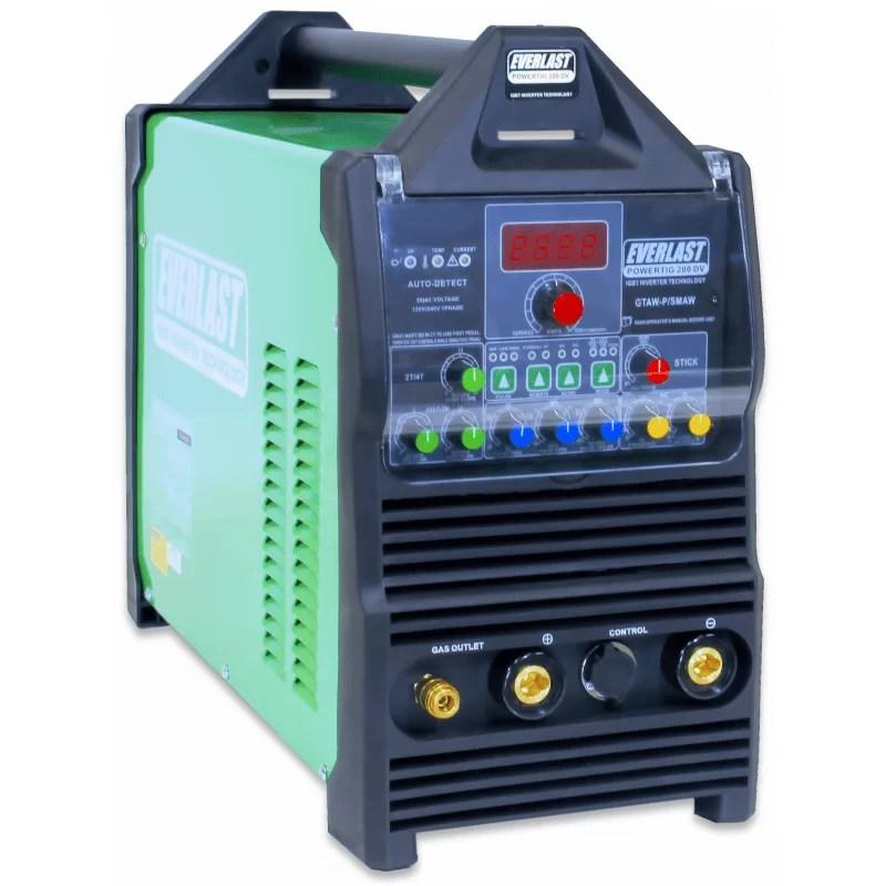 PowerTIG 200DV (Everlast)