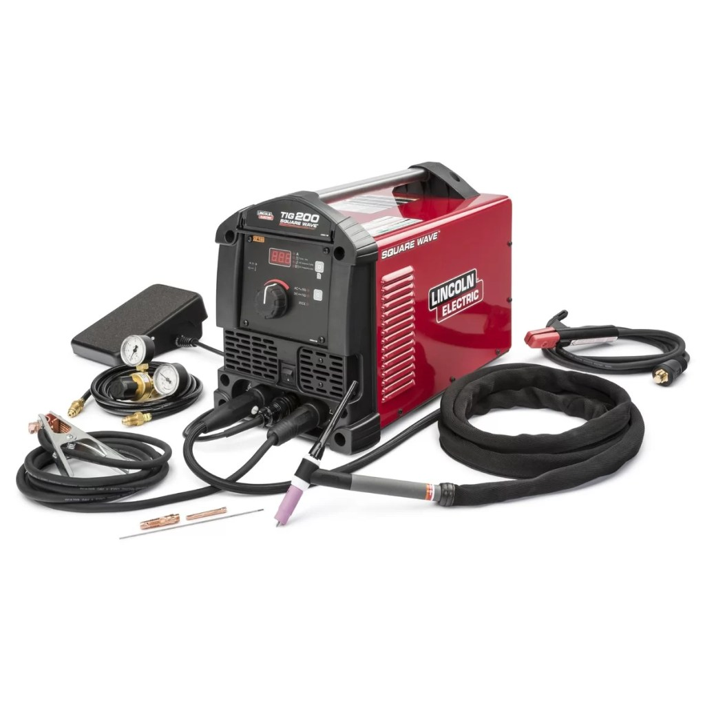 Square Wave 200 TIG Welder (Lincoln Electric)