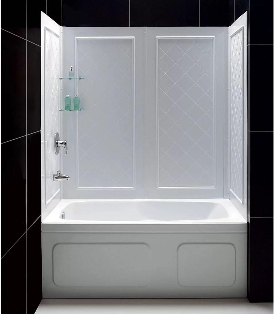 DreamLine SHBW-1360603-01 QWALL-Tub