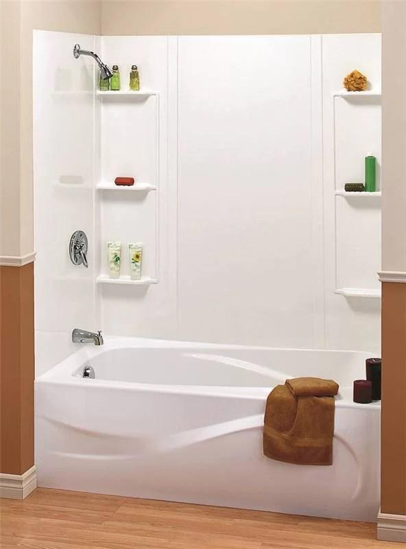 Maax 101604-000-129 Bathtub Wall Kit
