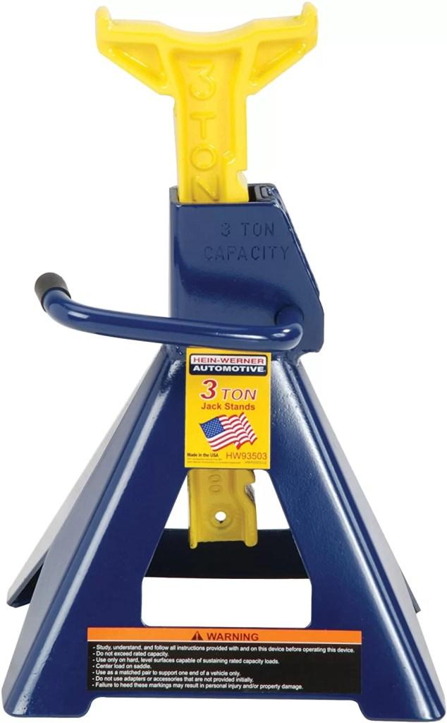 Hein-Weiner HW93503 3 Ton Jack Stand