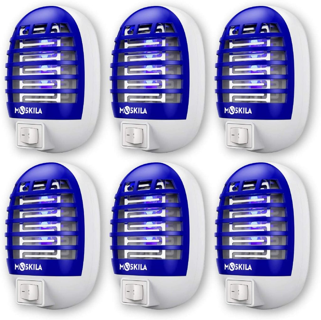 MOSKILA Bug Zapper Insects Killer Lamp for indoor