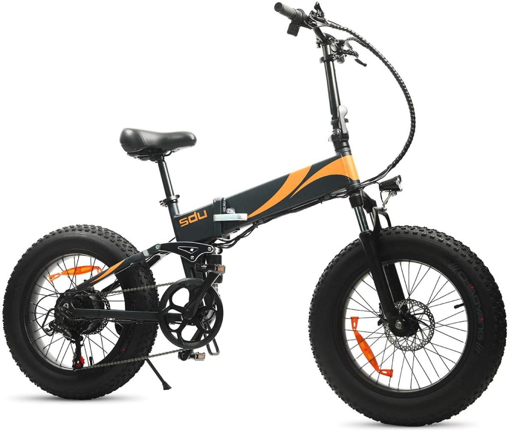 SDREAM S500 Folding Electric Bike