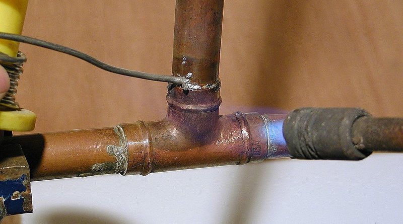 How You Can Sweat Copper Pipes Like A Professional