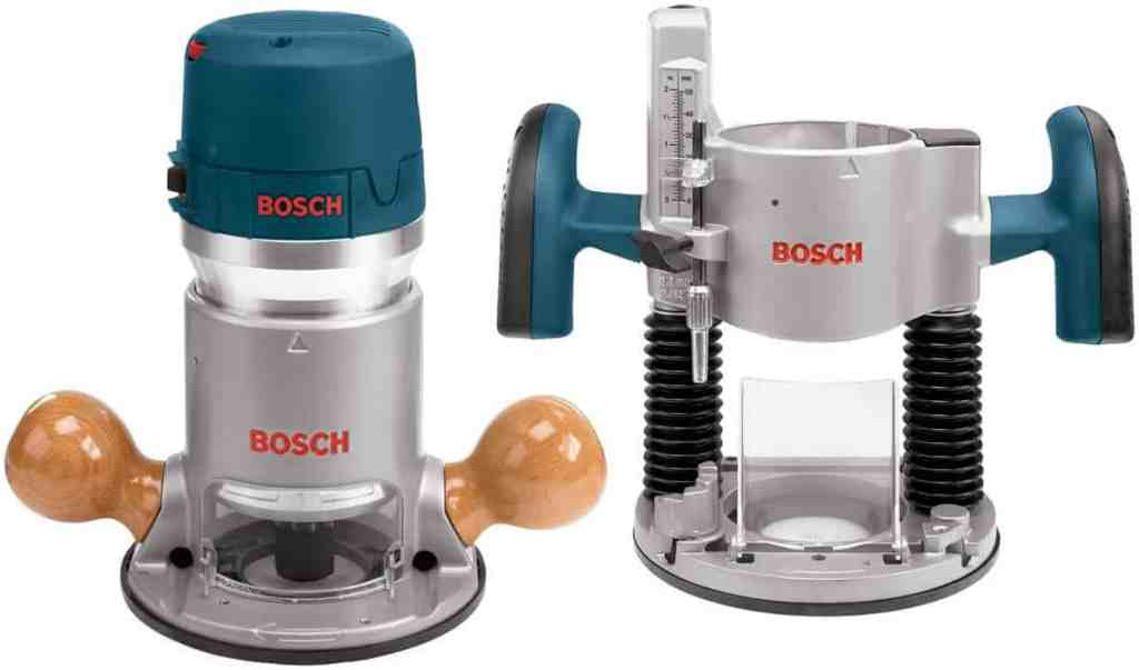 Bosch 1617EVS Plunge router