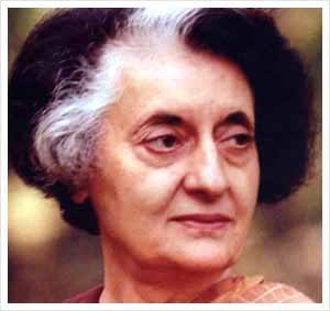 Indira Gandhi | TopNews