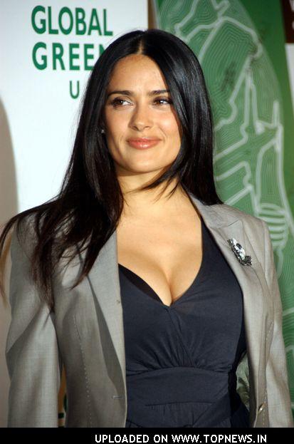 Salma Hayek<br />