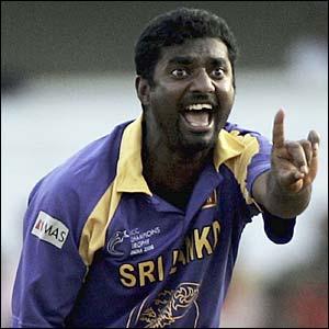 Muttiah Muralitharan Cricket world cup 2011