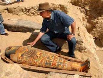 Ученые обнаружили рак у трехтысячелетней мумии