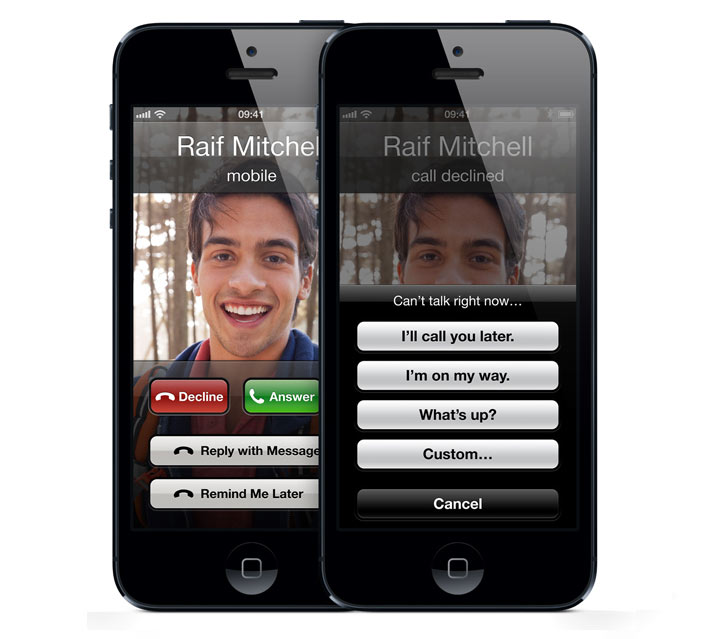Phone Calls on the iPhone 5