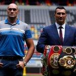Tyson Fury Fight Live