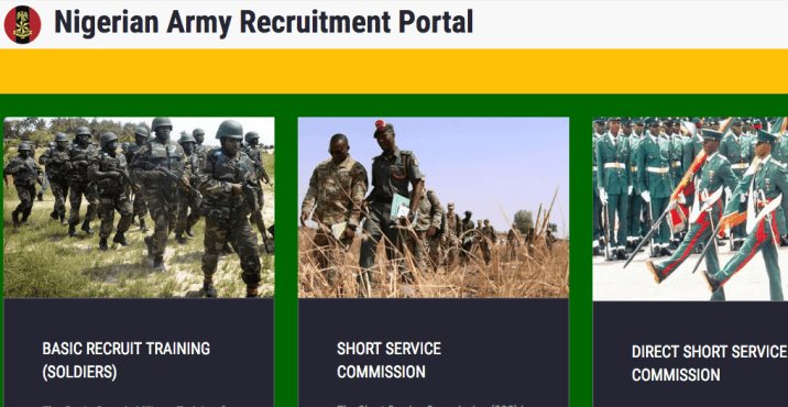 FAQ about Nigerian Army Recruitment 2020/2021