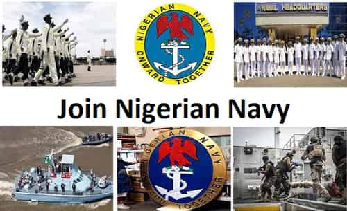 Nigerian Navy Recruitment Requirements 2020/2021