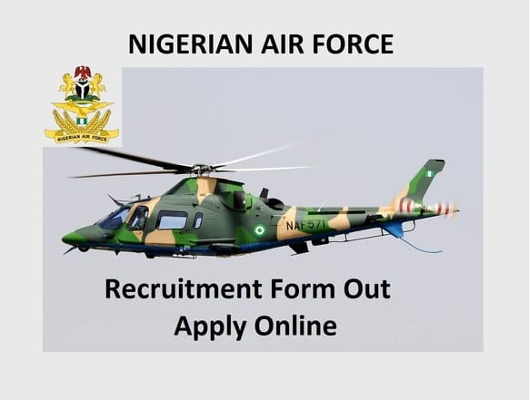 How to apply for the NAF Recruitment