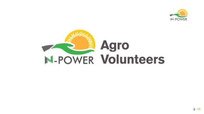 Npower agro registration portal