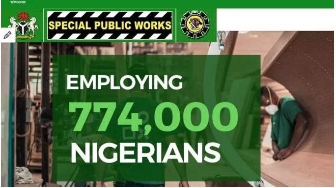 774 000 Recruitment portal