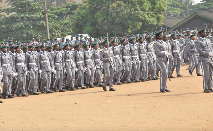 Nigeria Customs Service List of Successful Candidates
