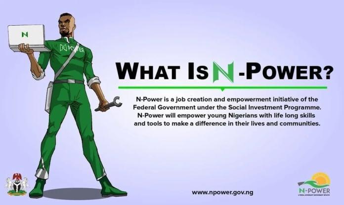 Npower teach registration portal