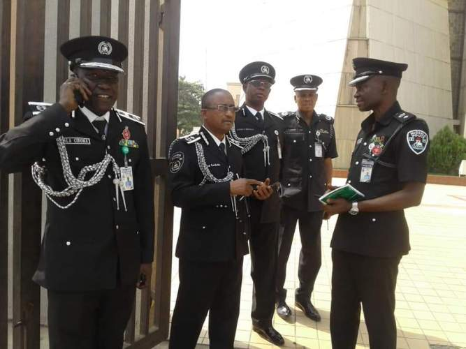 Nigeria Police Medical Screening Date