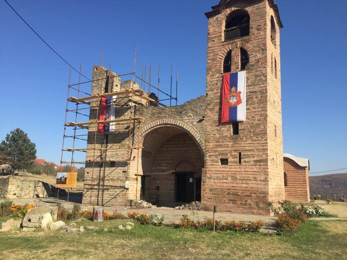 Obnavlja se severna kula manastira Sveti Nikola - Top Novosti