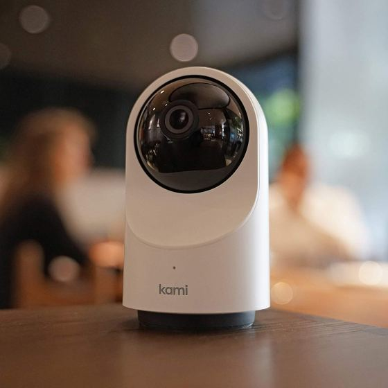 Kami Security Camera Launch Discount