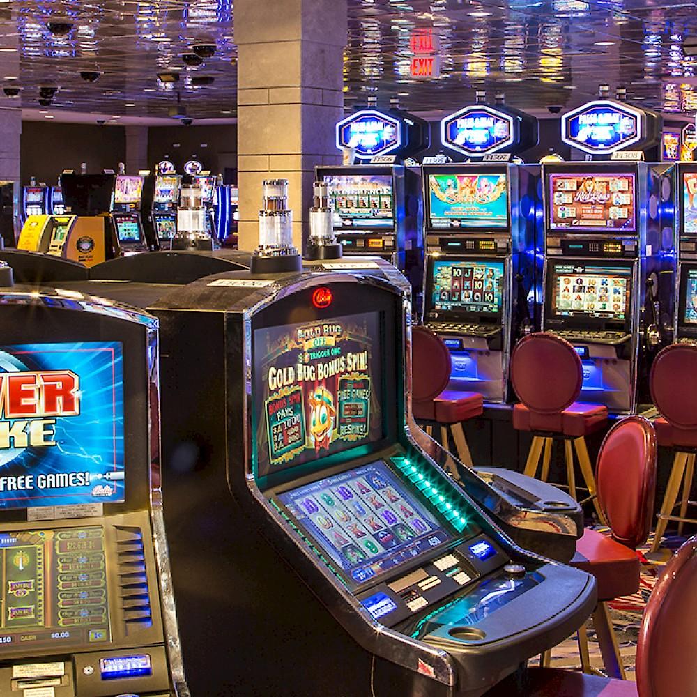 Casino Niagara Clifton Hill District Niagara Falls Canada