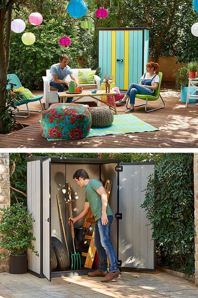 Best Large Vertical Storage Sheds For Your Needs
