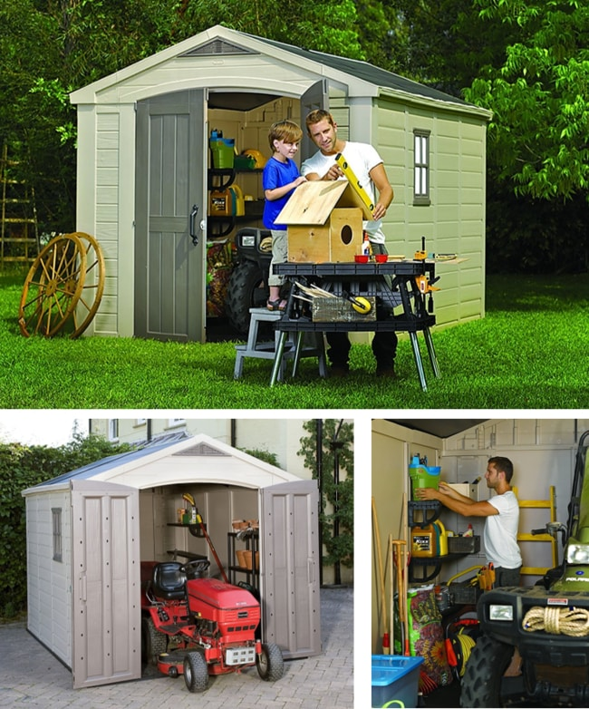 Best Outdoor Storage Sheds For Your Needs