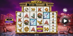 Medusa Megaways spilleautomat