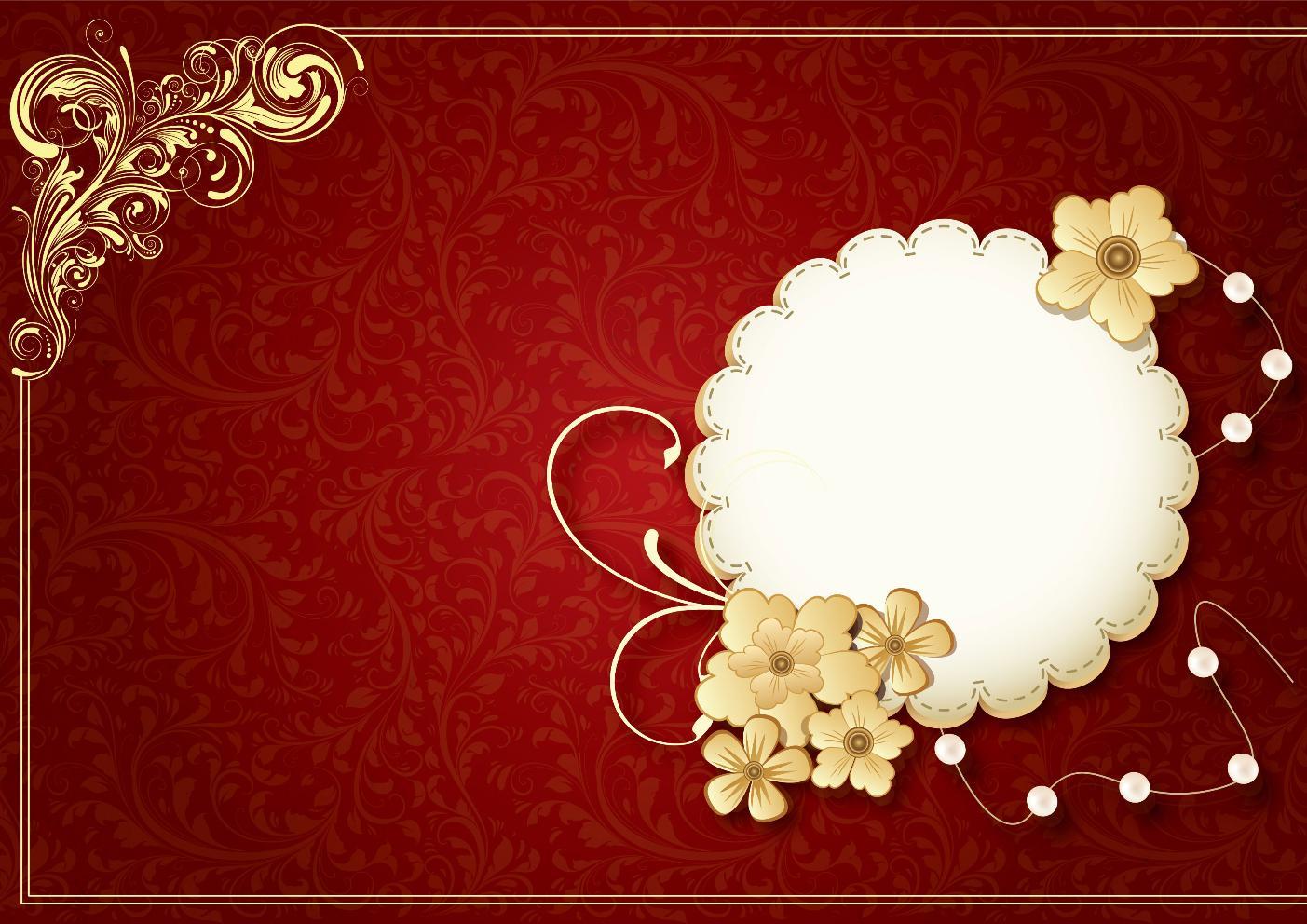 Image Result For Traditional Wedding Invitation Cards Designs