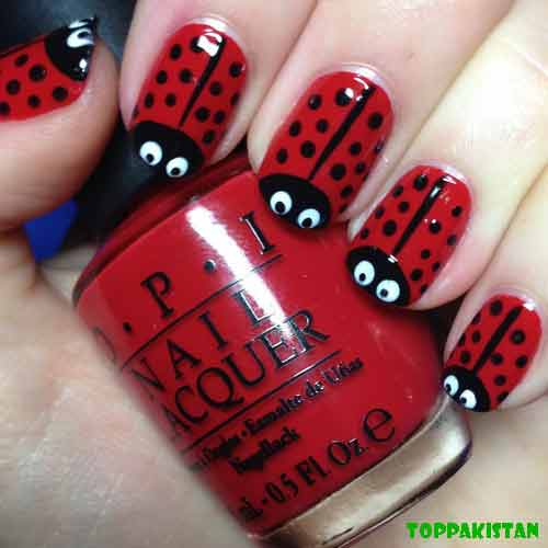 2017 Easy Nail Art Designs New