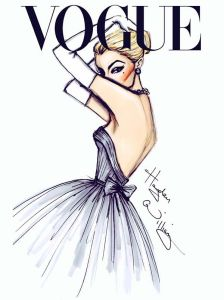 45+ Best Fashion Design Sketches for you