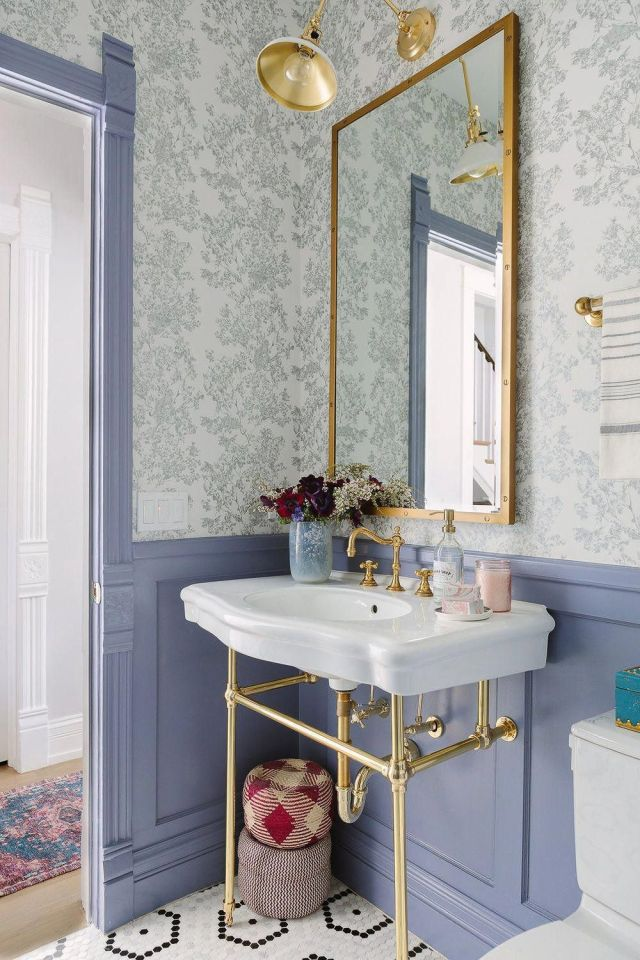 Colorful Bathroom Designs to Inspire Your Remodel | Charleston Blonde