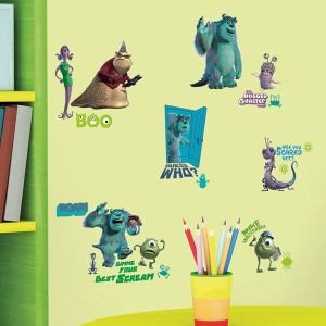 RoomMates Monsters, Inc. Wall