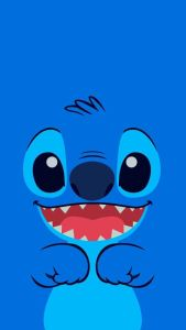 Stitch wallpaper from lelo and