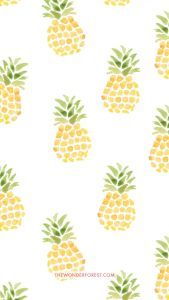 Tech Tuesday: Fruity iPhone Wallpapers -