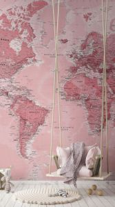 5 Millennial Pink Wallpapers To Create A
