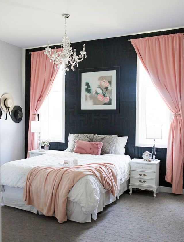 My Cozy Glam Bedroom (+ How to Add Hygge to your Home) - Pretty Little Details