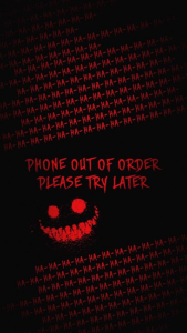 Phone Out Of Order - IPhone Wallp