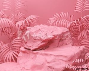 Photo Stock abstract pink colo