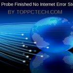 DNS Probe Finished No Internet Error Fixed