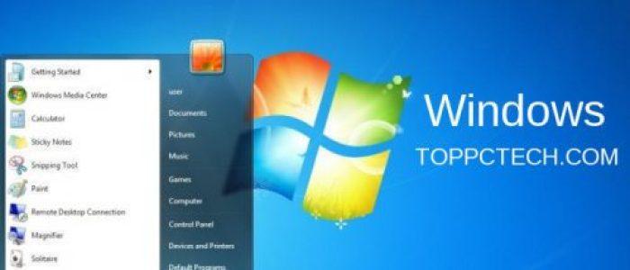 Windows by toppctech.com