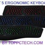 Best Ergonomic Keyboard 2017: Top 5 Reviews & Guide