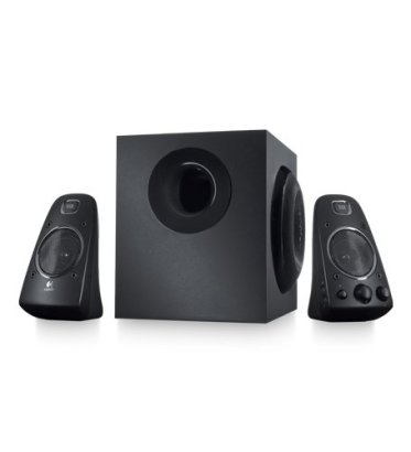 Logitech Z623 980-000402 200 Watt Speaker System