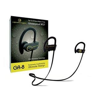 Hematiter Bluetooth V4.1 (Best Earbuds for Running 2017)