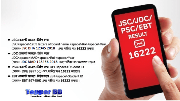 PSC exam Result 2018, Primary Education Board Result - Topper BD